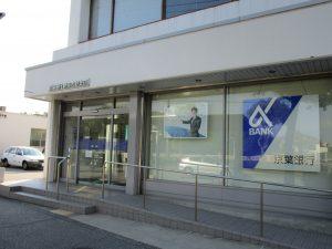 京葉銀行徒歩11分(約859m)