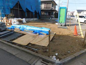 【建築条件付売地】☆☆価格改定☆☆船橋市夏見台3丁目