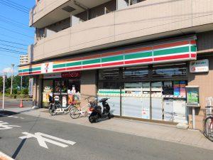 セブンイレブン船橋本町7丁目店:徒歩8分