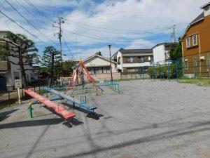 区立高砂宮前児童遊園:徒歩4分