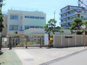 船橋市立前原小学校:1100m
