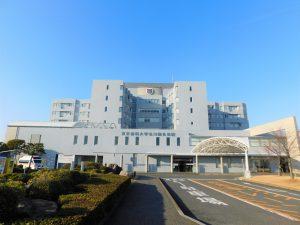 東京歯科大学市川総合病院:587m