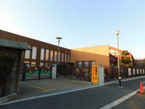 日出学園幼稚園:518m