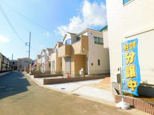 【全11棟/新築分譲住宅】船橋市前貝塚町