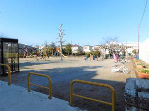北方第二児童公園:519m