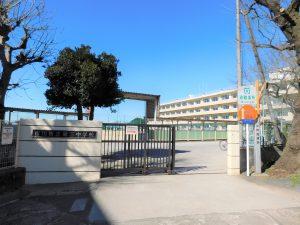 市川市立第三中学校…2400m