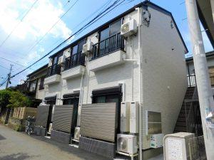 【収益物件】船橋市前原西1丁目\一棟売アパート/