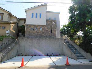 【新築戸建】船橋市三咲8丁目80号棟\全82区画のビッグコミュニティ/