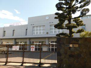 市川市立第四中学校:約485m