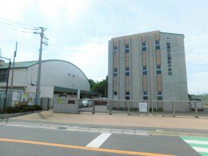 船橋市立葛飾中学校 267 m