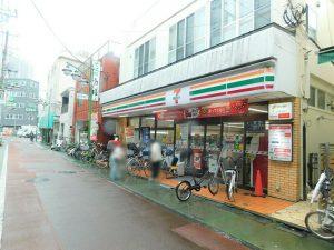 セブンイレブン東金町店 631 m