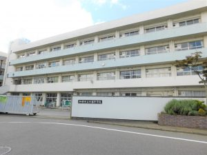 船橋市立七林中学校 22 m
