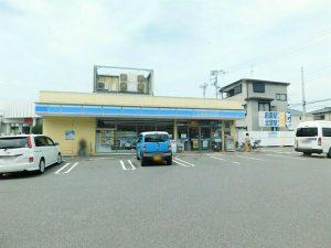ローソン船橋薬円台六丁目店 379 m