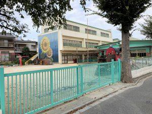 船橋ひまわり幼稚園:1200m