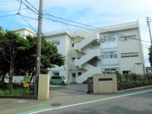船橋市立八栄小学校:1100m