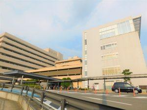 船橋市立医療センター:1084m
