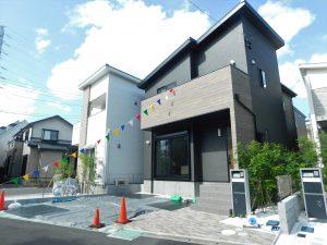 【新築戸建】松戸市新松戸北2丁目 3号地