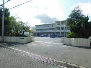 松戸市立小金中学校:339m