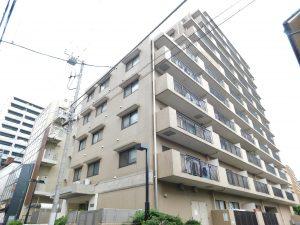 【中古マンション】グレイスコート船橋6階