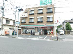 セブンイレブン松戸栗山店:800m